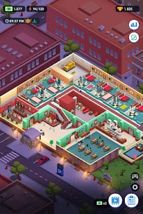 Hotel Empire Tycoon MOD APK 1.7.4 (Unlimited Money) 6
