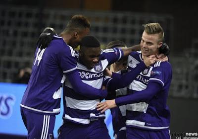 Anderlecht U19 devra faire sans un de ses cadres en demi-finale de Youth League face à Chelsea