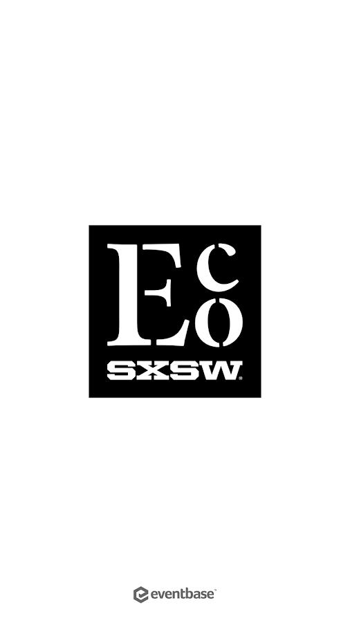 SXSW Eco 2015 Mobile Guide- screenshot