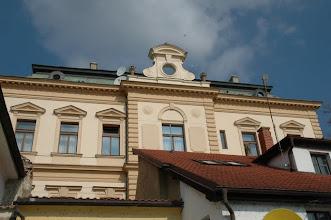 Photo: První patro Duslovy vily