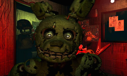 Five Nights at Freddy's 3 Demo screenshot 4