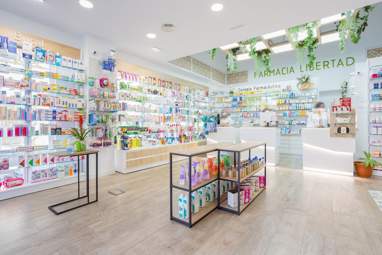 Reforma para farmacias