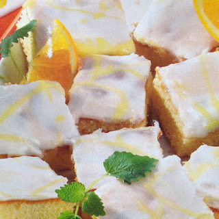 Authentic German Lemon Cake