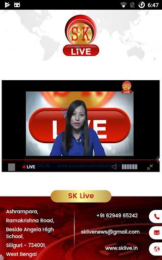 SK Live 0.0.1 screenshots 3