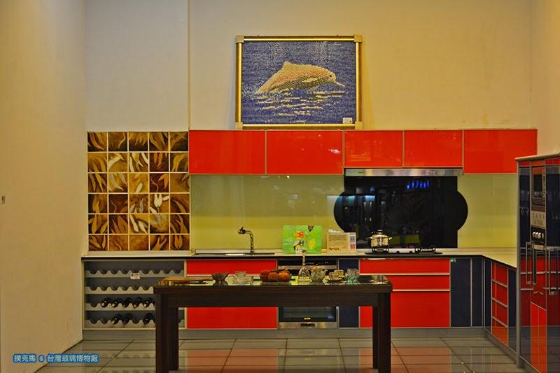 玻璃廚房傢俱
