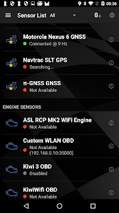 Harry's GPS/OBD Buddy- screenshot thumbnail