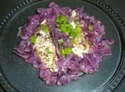 Chicken & Cabbage