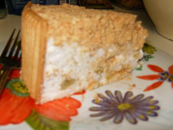 Grandma Rodocker's Old Fashioned Ice Box Cake Recipe