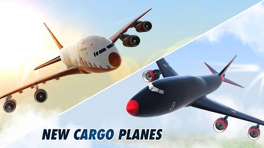 Take Off The Flight Simulator Mod Apk Download For Android and Iphone 7