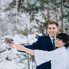 Wedding photographer Anna Ryzhkova (ryzhkova). Photo of 13.12.2017