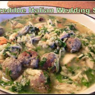 Incredible Italian Wedding Soup