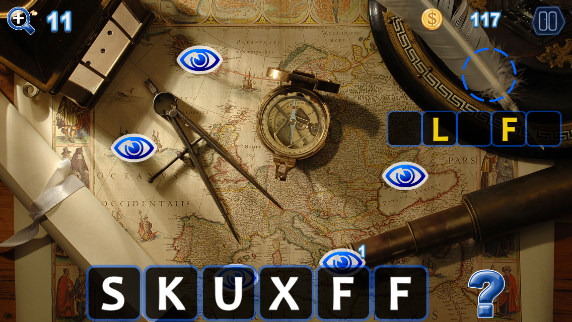 Point Words- screenshot