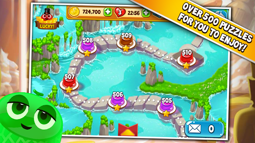 Pudding Pop - Connect & Splash Free Match 3 Game screenshot 10