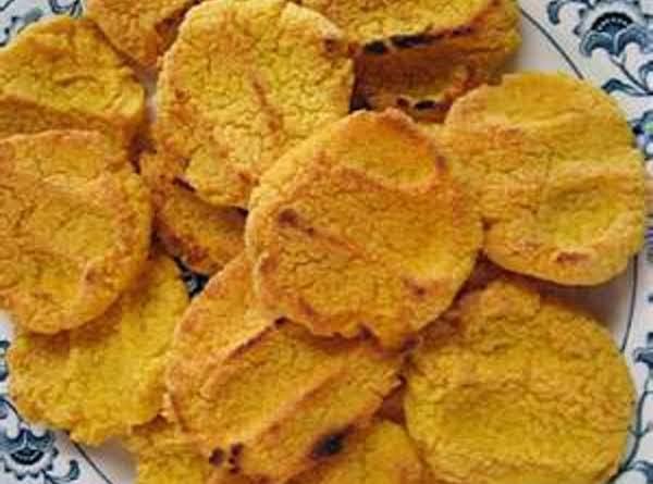 Corn Pone - A Southern Fried Cornmeal Recipe