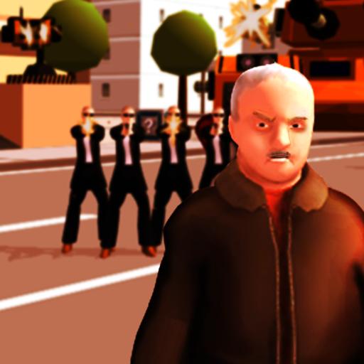 화가 할아버지 도시 광란 模擬 App LOGO-硬是要APP