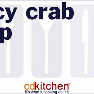 Spicy Crab Soup Recipes.