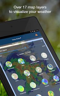 WeatherBug Screenshot 14