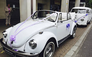 Volkswagen Beetle Cabriolet Rent Greater London