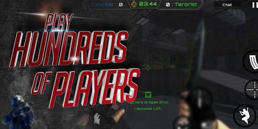 Counter War: Sniper Attack 3D  captures d'écran 1