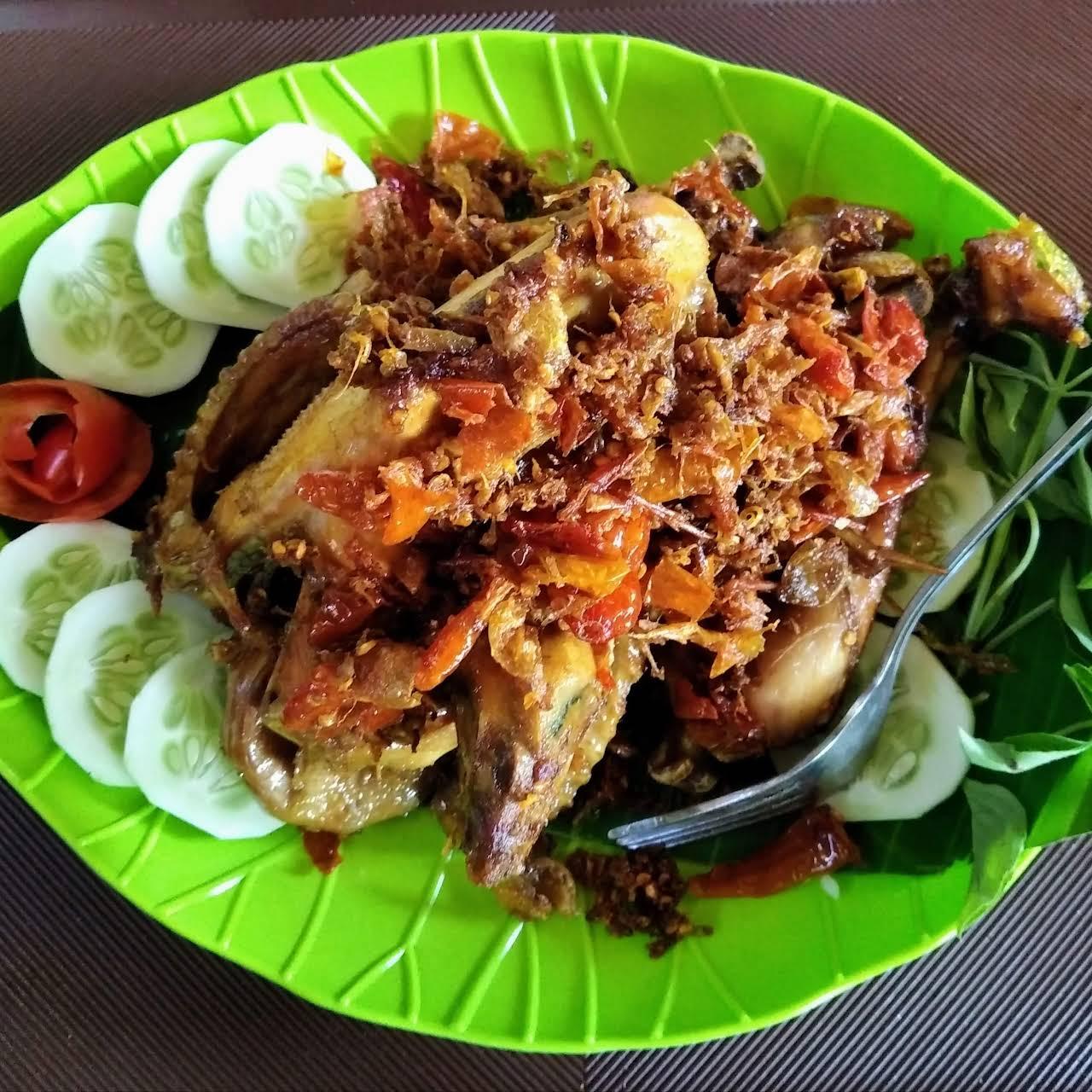 Ayam Betutu Hobby Mangan Banyuwangi Restoran Masakan Ayam