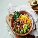Recipes of Keto Chicken Fajita Bowl icon