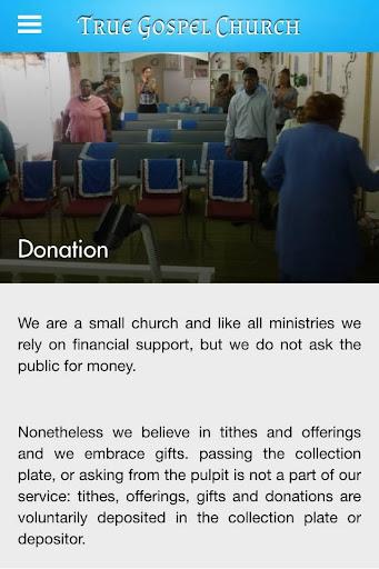 True Gospel Church Killeen