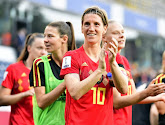 Red Flames: Aline Zeler et Maud Coutereels préfacent le duel contre la Suisse