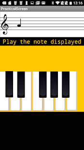 Piano Learning - náhled