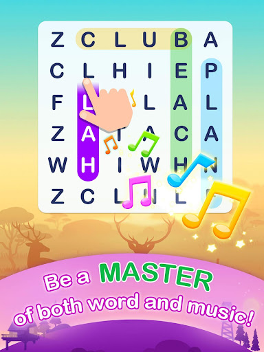 Word Search Pop - Free Fun Find & Link Brain Games - screenshot