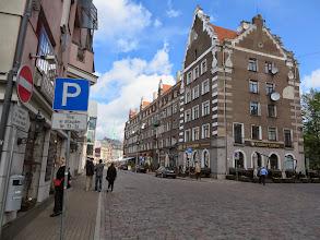Photo: Riga street scene