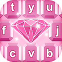 Diamond Keyboard Theme icon