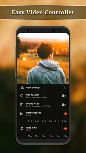 QPlayer - HD Video Player 1.0.1 screenshots 3
