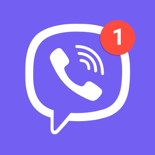 Viber Messenger - Messages, Group Chats & Calls Icon