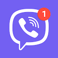 Viber Messenger - Messages, Group Chats & Calls APK icône