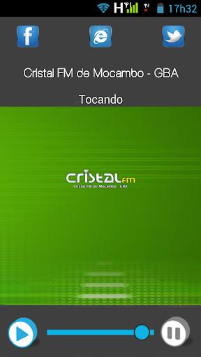 Cristal FM de Mocambo - GBA
