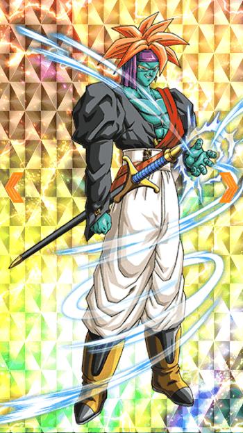 極悪な剣士・ゴクア