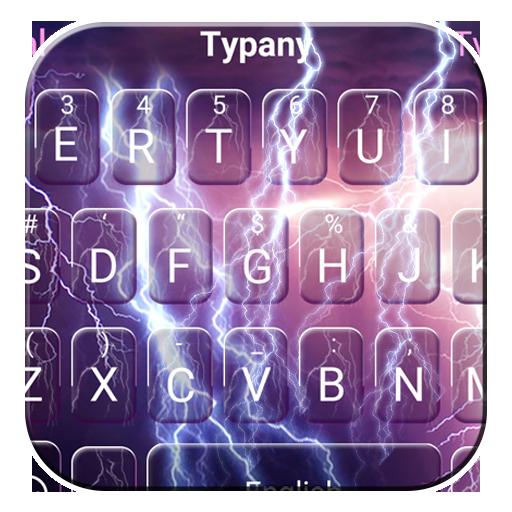 Thunder Storm Lightning Keyboard