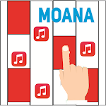 Piano Magic - Moana How Far I'll Go Icon