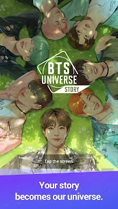 BTS Universe Story MOD (Unlimited Money) 1