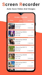 U : Screen Recorder : Capture Screenshot App Latest Version  Download For Android 3