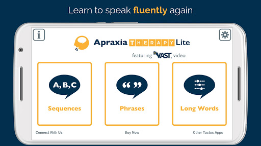 apraxia therapy lite screenshot 1