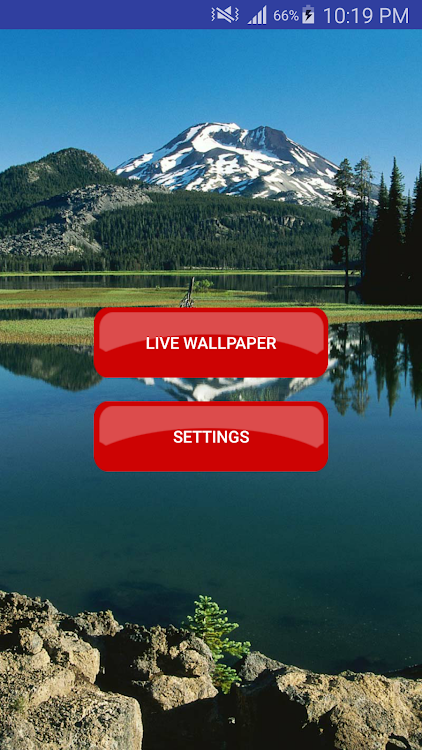Nice Nature Live Wallpaper Android Aplicaciones Appagg