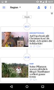 az Grenchner Tagblatt News screenshot 2