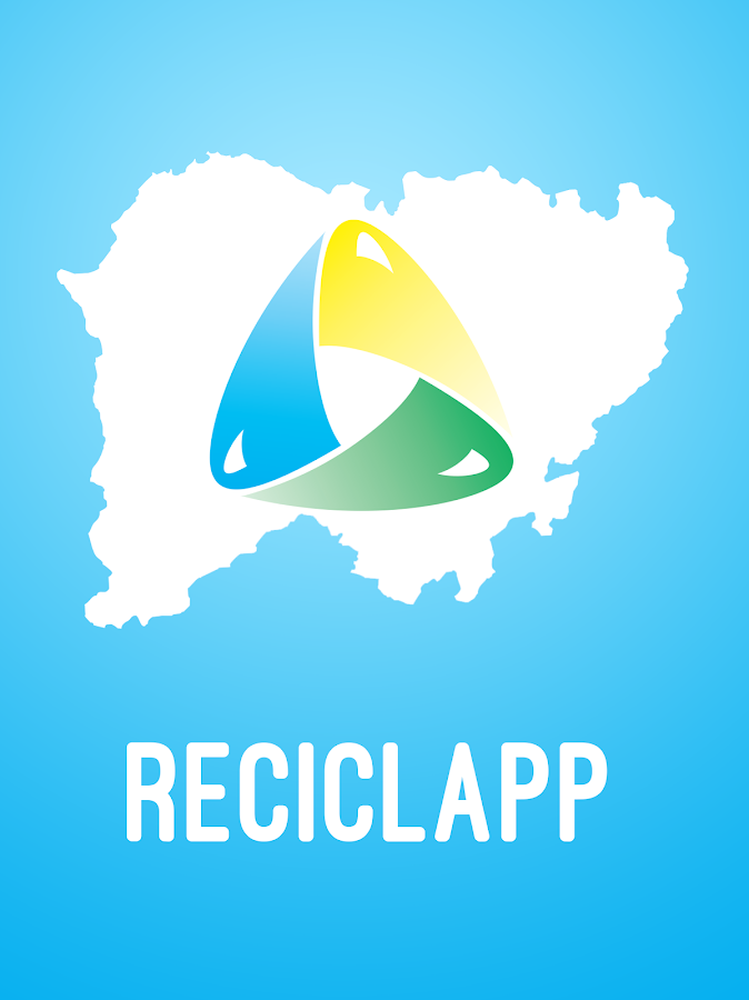 Reciclapp by Resuival: captura de pantalla