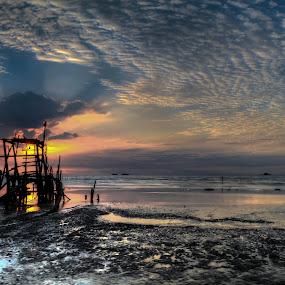 Pantai Jeram by Adi Adlee - Landscapes Sunsets & Sunrises (  )