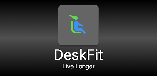 Desk workout App For Office Workers who want to be healthier & live longer!