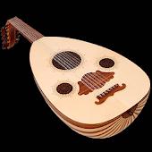 Oud oriental musical instrumen