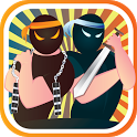 Stickman Kung Fu Fighting: Middle Ages Warriors 3D icon