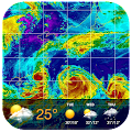 Weather radar & Global weather download