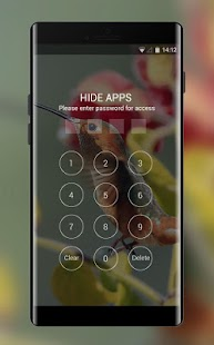 Theme for Nokia Asha 230 Dual SIM Birds Wallpaper - náhled